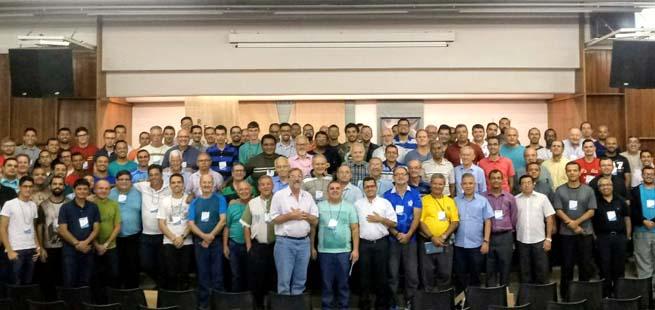 Padres, sacerdotes, diáconos e seminaristas participam de retiro anual dos Focolares