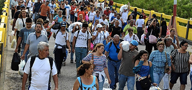 Da Venezuela: uma família maior