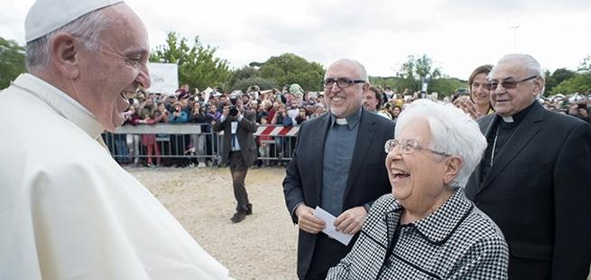 O Papa Francisco visitará Loppiano