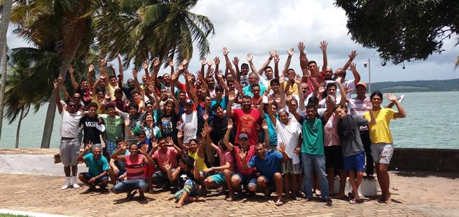 Jovens dos Focolares e acolhidos da Fazenda da Esperança se unem por um Carnaval diferente