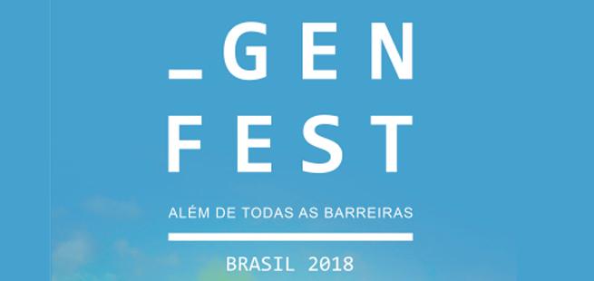 Jovens por um Mundo Unido preparam Genfest por todo o Brasil. Confira cidades e datas!