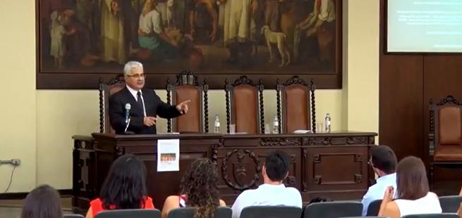 Confira na íntegra palestra sobre Constituição e Fraternidade realizada em Porto Alegre