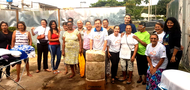 Bazar em Brasília: uma verdadeira matemática do amor