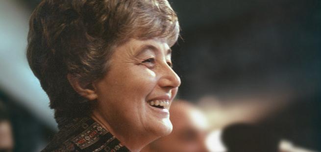 """Chiara Lubich: """"Para que retorne a paz"""""""
