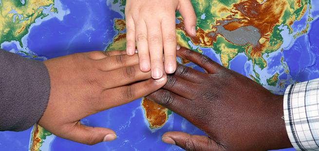 Um mediador de amor para os imigrantes em Florianópolis
