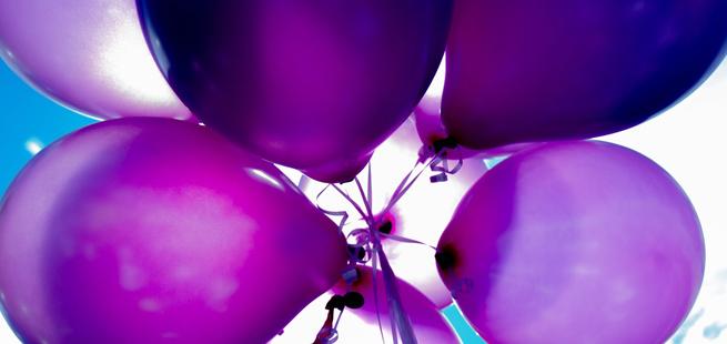 Um aniversário diferente para Maria Clara