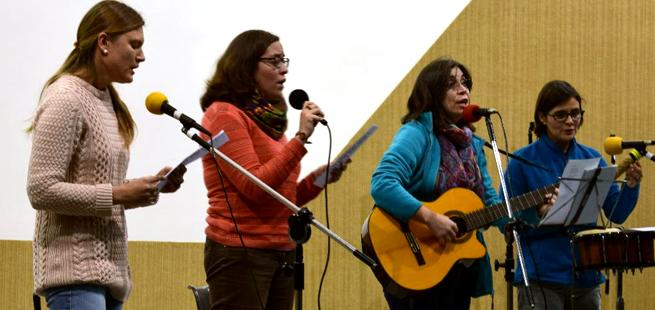 Música une cristãos no sul do Brasil