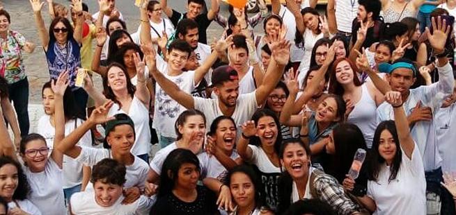 Na Mariápolis Ginetta, Semana Mundo Unido promove encontro com as novas gerações