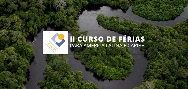 Instituto Universitário Sophia realiza II Curso de Férias para América Latina e Caribe