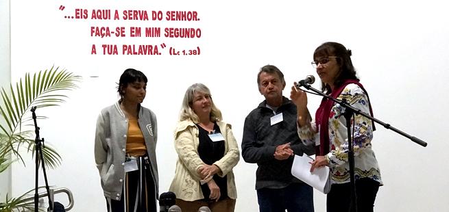 Mariápolis em Brasília: com o olhar de Maria