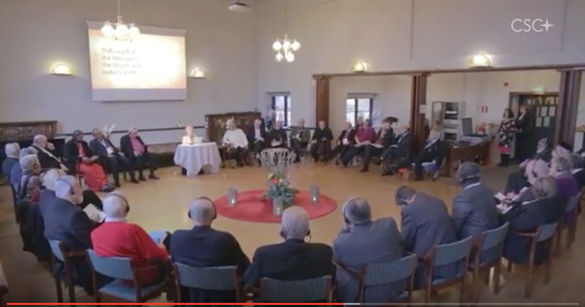 Suécia: encontro dos bispos amigos dos Focolares