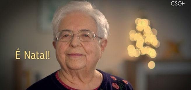 """Mensagem de Natal – Maria Voce """"Emmaus"""""""