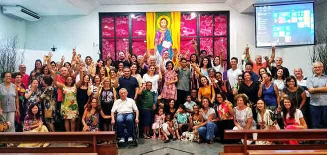 Por todo o Brasil, comunidades dos Focolares relembram Chiara Lubich em seu 11º aniversário de falecimento