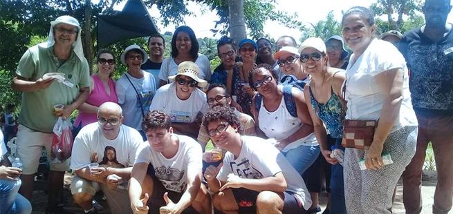 Notícia boa não fica velha: Natal solidário com os quilombolas