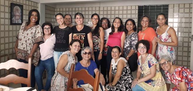 Em Salvador, encontro apresenta quem são as voluntárias de Deus