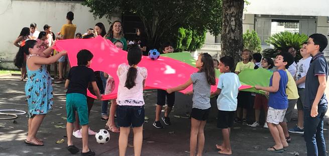 Mais de 170 crianças participaram da 3ª edição do Chaminha