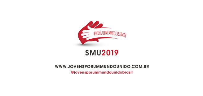 Confira a programação em todo o Brasil da Semana Mundo Unido 2019!