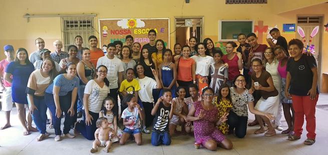 Geração de renda e empreendedorismo para a comunidade da Estiva, na SMU 2019