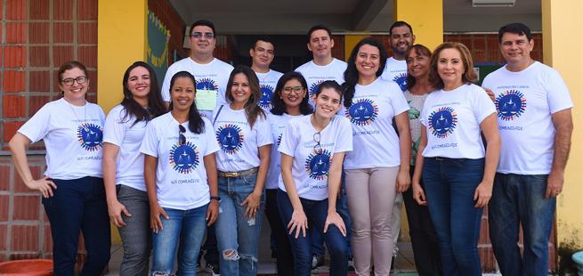 Grupo Direito e Fraternidade do Amazonas lança projeto de oficinas para jovens e adultos do bairro Ouro Verde, em Manaus
