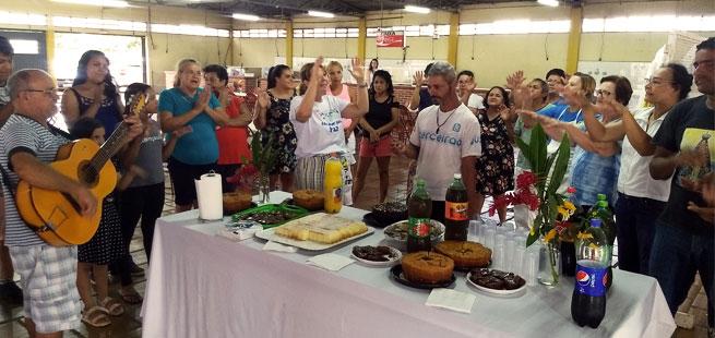 Em Ibiporã, no Paraná, moradores de rua participam de projeto visando a humanização e inclusão social
