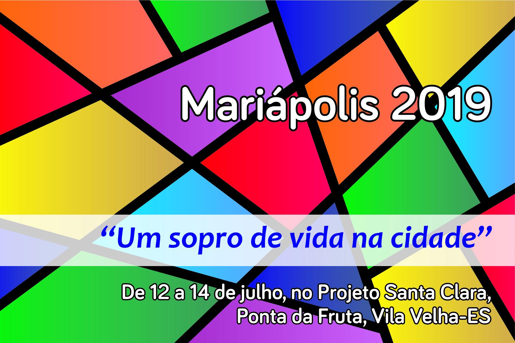 Mariápolis 2019 no Espírito Santo