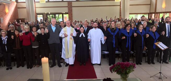 Comunidades dos Focolares participam e organizam celebrações pela unidade dos cristãos