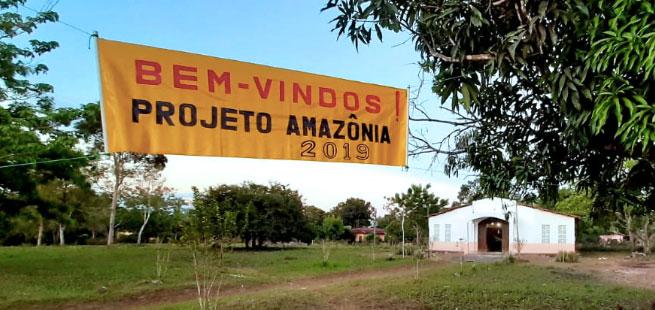 Projeto Amazônia 2019: novos caminhos de evangelização