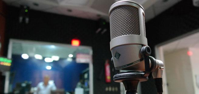 Mundo Unido nas ondas do rádio