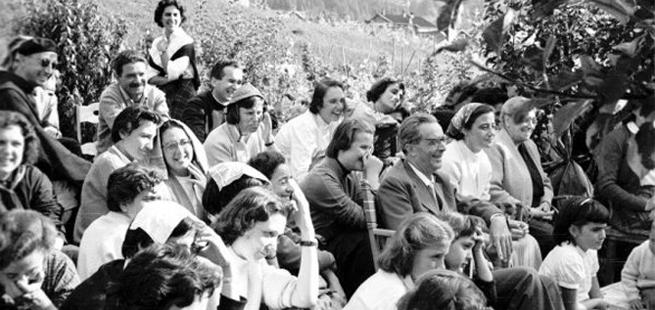 Maria Voce: um pacto pela fraternidade dos povos