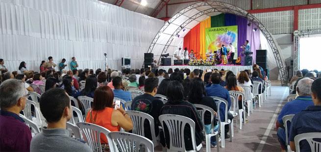 Tobias Barreto, em Sergipe, realiza sua primeira Mariápolis