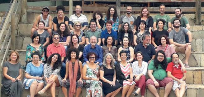 11º encontro dos artistas dialoga sobre o corpo como território