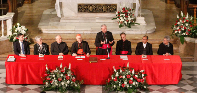 Concluída a fase diocesana do processo de beatificação e canonização de Chiara Lubich