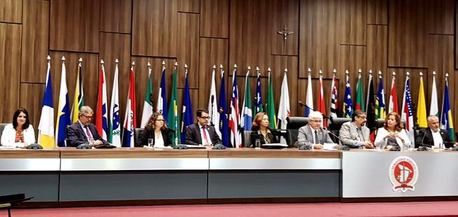Congresso Norte-Nordeste de Direito e Fraternidade reúne mais de 700 pessoas em Aracaju