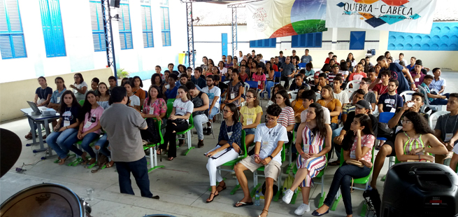 Mais de 200 jovens participam do Quebra-Cabeça 2019