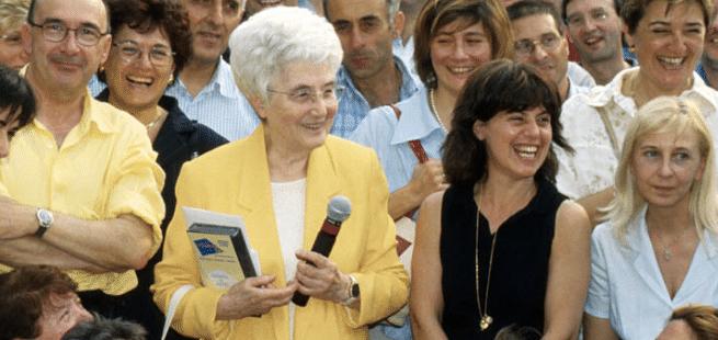 Centenário de Chiara Lubich: mensagem de Maria Voce