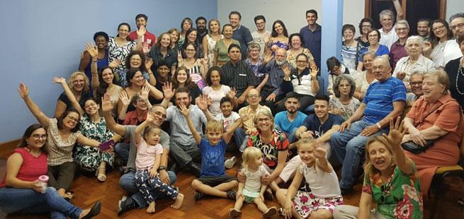 Porto Alegre celebra Chiara Lubich